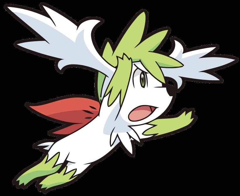 Shaymin | Pokémon Wiki | FANDOM powered by Wikia