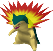 157Typhlosion Pokemon Stadium