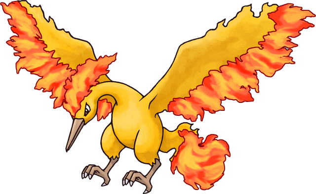 File:146Moltres Pokemon Mystery Dungeon Red and Blue Rescue Teams.png