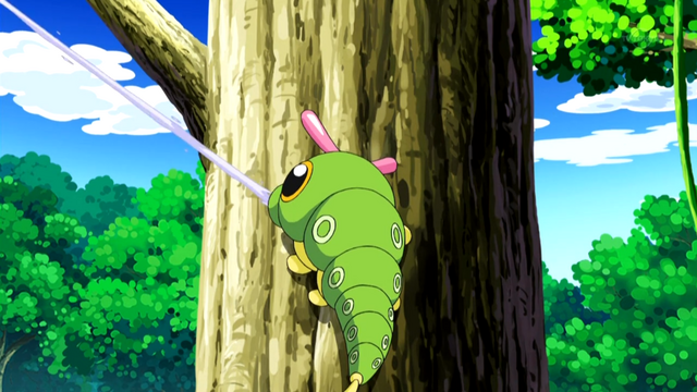 File:Caterpie BW132 String Shot.png