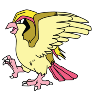 018Pidgeot OS anime