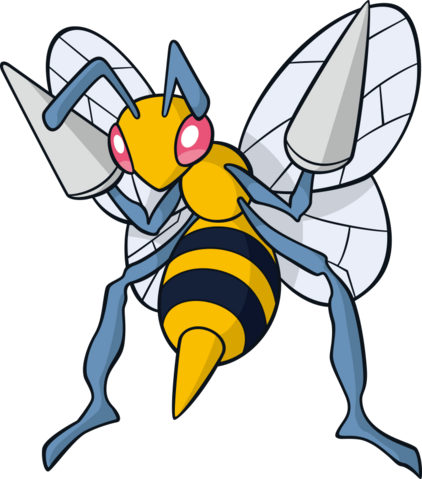 File:015Beedrill Dream.png
