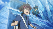 B2W2 Male player anime 3
