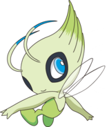 251Celebi DP anime