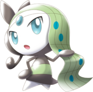648Meloetta Pokemon Rumble U