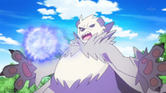 Pangoro Hidden Power