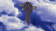 Sword of the Vale flying