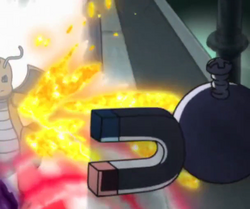 Team Rocket Magnemite Thunderbolt