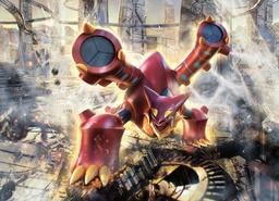Volcanion Pokemon TCG XY Steam Siege
