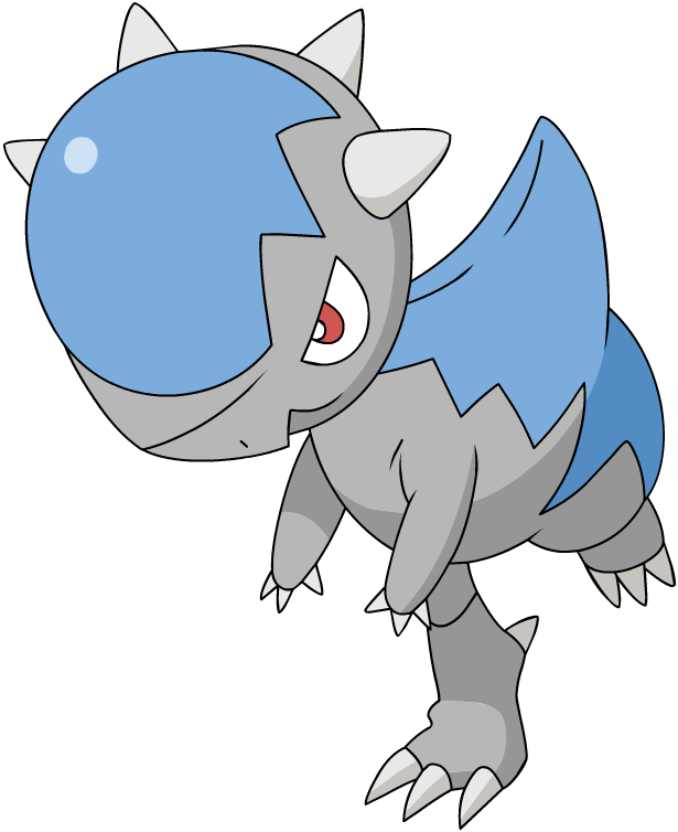Cranidos Pok 233 Mon Wiki Fandom Powered By Wikia