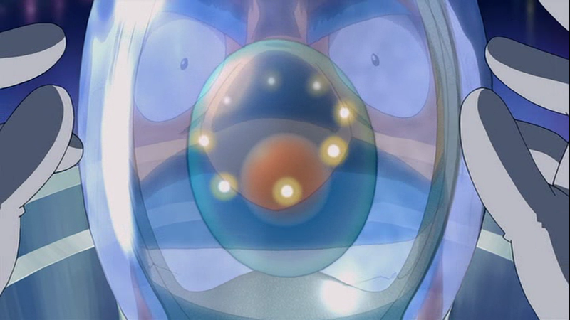 The Phantom and the Egg