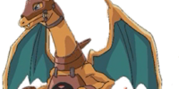 Red Army's Charizard