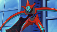 Deoxys purple crystal Night Shade
