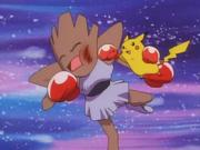 Ash Pikachu Rocket Punch