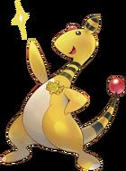 181Ampharos Pokemon Super Mystery Dungeon