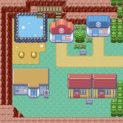 Ruby-Sapphire Lavaridge Town