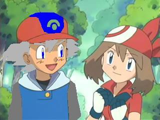 File:May and Ash Talking.jpg