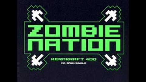 Zombie nation - woah oh oh