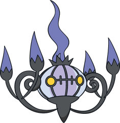 Chandelure Dream