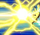 Ash's Pikachu (Aura)