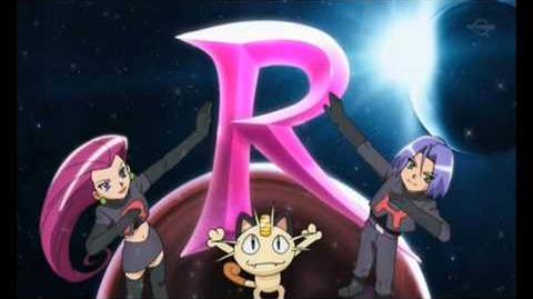 Team Rocket Unova Motto