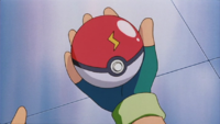 Ash Pikachu Poké Ball