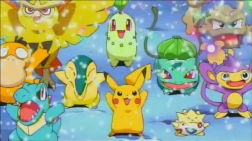 Pokémon Chronicles Episode 4 Dubbed