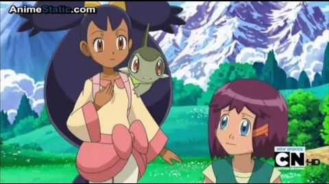 Pokemon Black and White Adventures in Unova Episode 3 - A Village Homecoming!