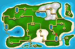 Torren Route 4 Map