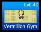 Vermillion Gym Challenge Level