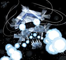 Cryogonal banner