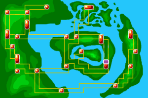 Map Safari Zone 2