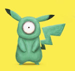 Pokemon fusion magnechu by myburningeyes-d6fki1d