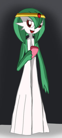 Jonathan the Gardevoir