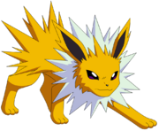 Jolteon fla