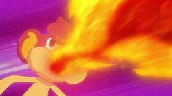 Pansear Flamethrower