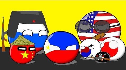 PolandBall-CountryBall- Pinoy Ball and USA Ball are always family-2
