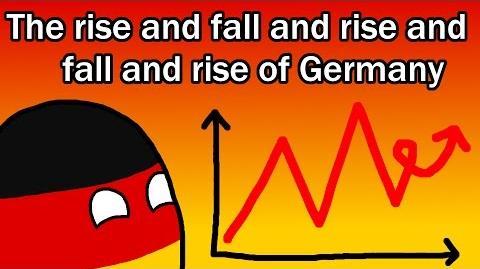 The Rise and Fall and Rise and Fall and Rise of Germany