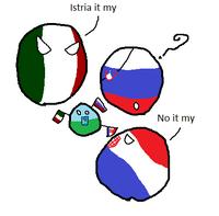 Istria problem