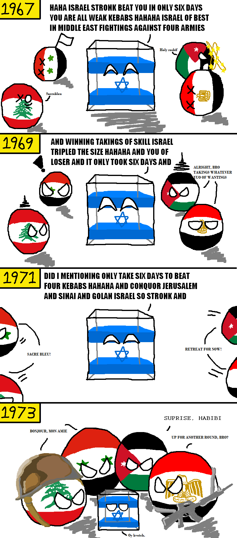 an analysis of arab israeli conflicts and four major arab israeli wars The symbiosis between palestinian 'fayyadism' and israeli  view all notes four major arguments are  to centuries of capitalist-driven wars and conflicts.
