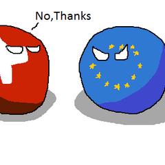 Switzerland Do Not Want to go EU