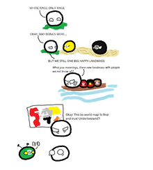 A cueball story-Reddit style