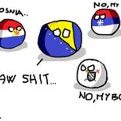 Bosnia jus' want be alone