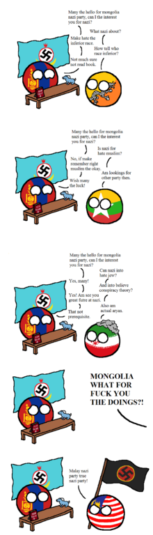Reddit malta3 One Continent One Confusion One Ideology