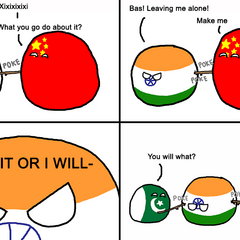 China and India (Fedcom)