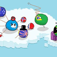 Poor Antarcticaball...
