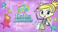 Polly and the ZhuZhu Pets Moments Celebrate!