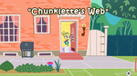 Chunklette's Web title card