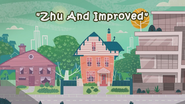 Zhu And Improved title card