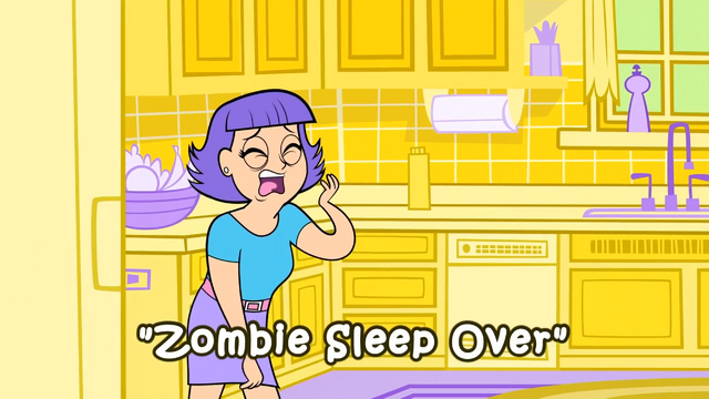 File:Zombie Sleep Over title card.png